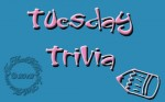 Tuesday Trivia card